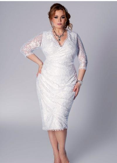 22541cc20e14ae Свадебные платья больших размеров   ВКонтакте