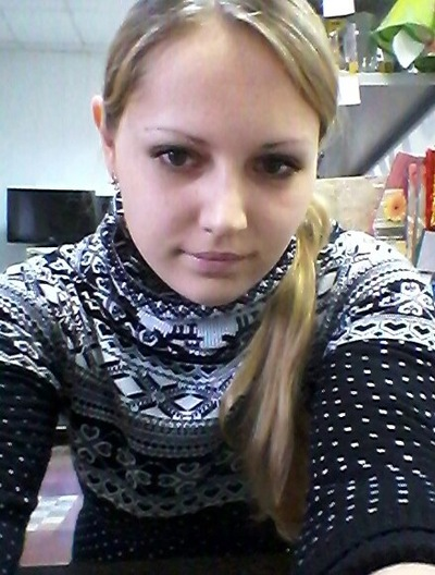 Олеся Грузинцева