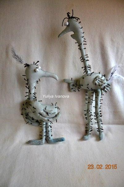 Ноги, крылья….. главное….ХвОсТ !!! (3 фото) - картинка