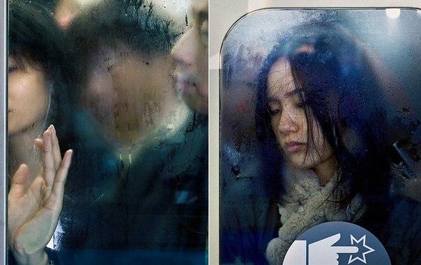 Секс в метро фото япония