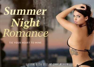 Summer night romance