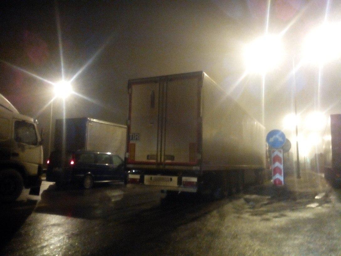 ДТП авария на 785 км трассы М4 Дон