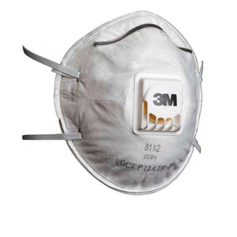Полумаска фильтрующая (респиратор), с клапаном выдоха   СИБРТЕХ