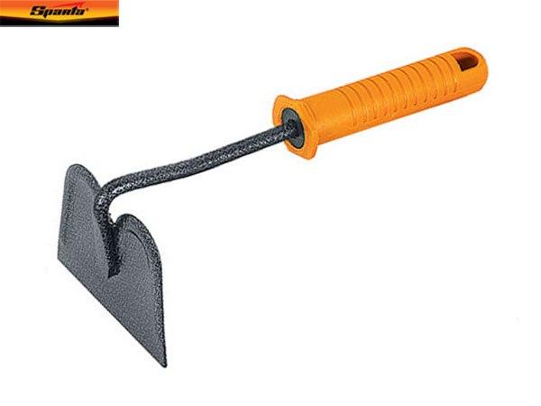 Мотыжка, защитное покрытие, пластиковая рукоятка   SPARTA
