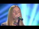 Wrecking Ball - Pia. The Voice Kids 2014 Germany