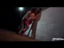 James Deen изнасиловал в анал блондинку BaileyBlue в темном переулке | HD жесткий грубый секс hard anal на улице в юбке стриги
