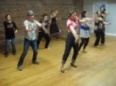 Rock n' Roll Solo Dancing - Toronto Dance Classes Happy Holidays!