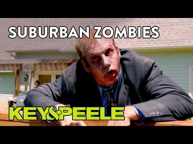 Key Peele - White Zombies