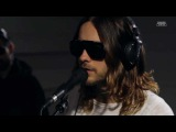 30 Seconds to Mars - City of Angels acoustic (Live at Radio Nova)