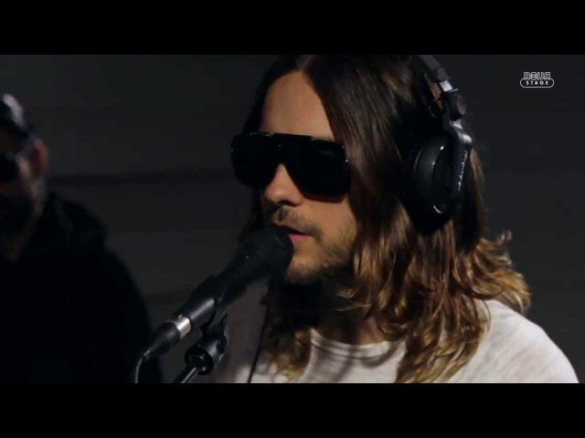 30 Seconds to Mars City of Angels acoustic Live at Radio Nova