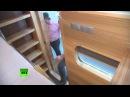 Первый капсульный отель в Москве открыл свои двери