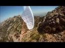 Accident parapent al Gorro Frigi Paraglider paragliding Crash Gleitschirm Absturz