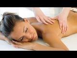 Как делать лечебный массаж спины. Техника массажа