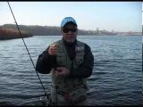 О рыбалке всерьез. Master Klass 247. Ловля окуня поздней осенью с берега