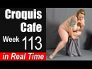 The Croquis Cafe: The Artist Model Resource, Week 113