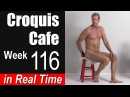 Croquis Cafe: The Artist Model Resource, Week 116