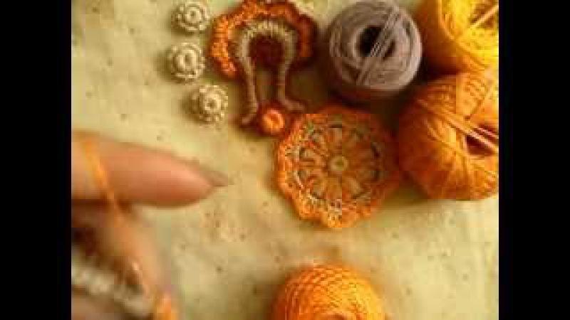 Урок № 12 Цветочек с обвитыми столбиками » Freewka.com - Смотреть онлайн в хорощем качестве