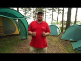 Обзор кемпинговых палаток Greenell от NOVA TOUR