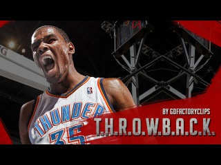 Throwback: Kevin Durant Full Game 1 Highlights vs Nuggets 2011 Playoffs - 41 Pts, 9 Reb, BEAST!