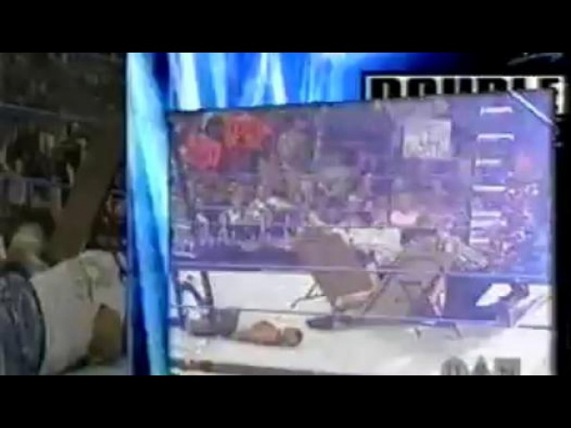 Chris Benoit/Chris Jericho vs. Bubba Ray Dudley/D-Von Dudley vs. Matt Hardy/Jeff Hardy vs. Edge/Christian (TLC Match) (Smackdown 05/24/2001)