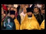 Рождественское богослужение из Храма Христа Спасителя в Москве 6 01 2015 г