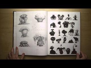 The Croods Sketchbook / Nov 2008 - Dec 2010 PART I