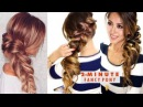 2-MINUTE Fancy Pony-Braid Hairstyle ★ Easy SCHOOL HAIRSTYLES