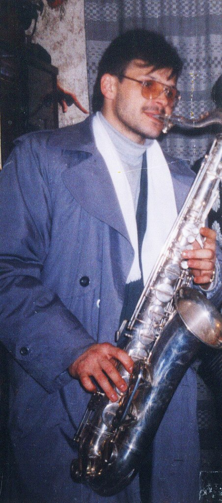 саксафон саксафонист sax