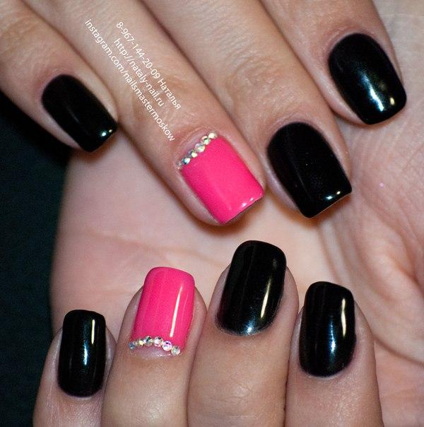 Пигменты для дизайна ногтей
