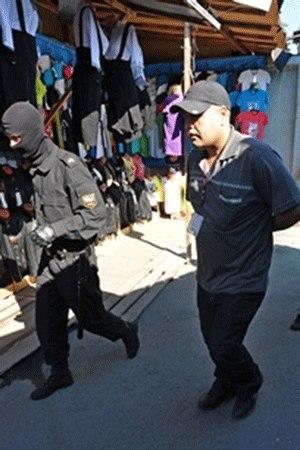 Борьба с контрафактом в Турции