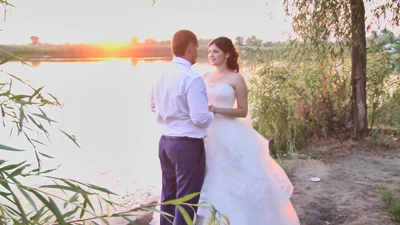 Свадьба как все начинается
