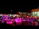 Поющий фонтан в Шарм Эль Шейхе.