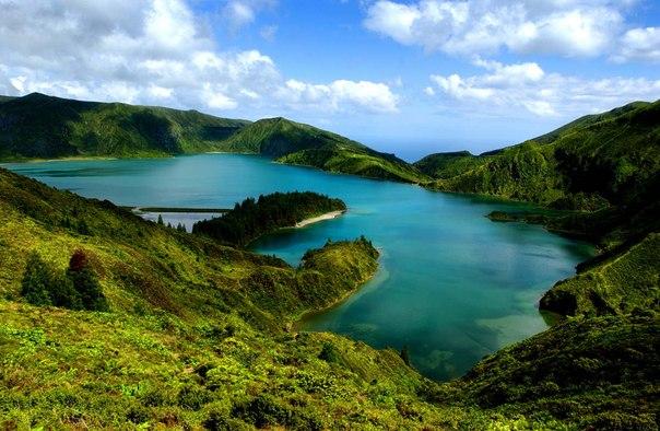Азорские острова (Ilhas dos Acores)