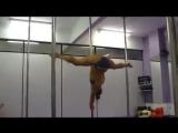Гимнастка vs стриптизерша