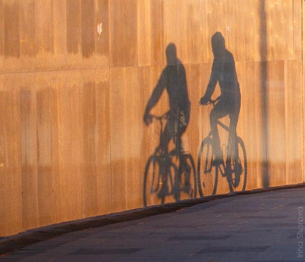 Первые велодорожки в центре открыты 5