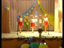 """Український танець """"Дівчина весна"""""""