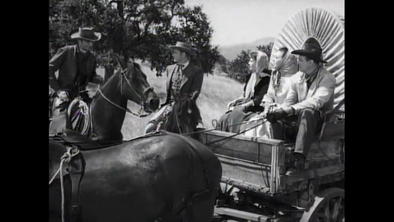 Сыромятная плеть.Случай с палачом(Rawhide.Incident with an Executioner)(3с,1959)