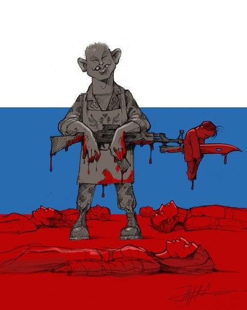"""Среди террористов """"ДНР"""" ходят слухи о подготовке """"контрудара"""", - ИС - Цензор.НЕТ 6735"""
