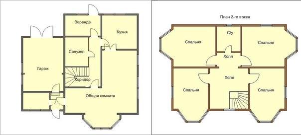 домов в симс 3