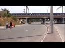 RVT под мостом