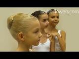Vaganova Ballet Academy. Classical dance. Girls, 1st class. 2012.