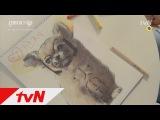 이레가 그린 ′산체′ 망쳐놓은 ′슈퍼대디′ 이동건 이동견!!_35초 슈퍼대&#46356