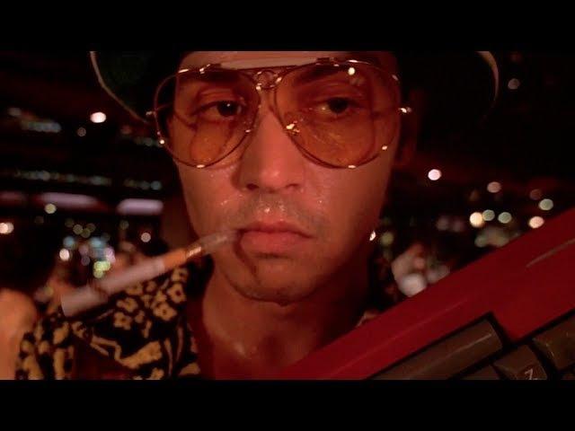 Cross-Culture: Fear and Loathing in Las Vegas (1998)