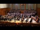 С Танеев Иоанн Дамаскин кантата для смешанного хора и оркестра