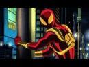 Великий Человек паук Полёт Железного Паука Сезон 1 Серия 5 Marvel