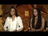 Кортни и Зои Кравиц говорят о фильме «Безумный Макс: Дорога ярости» (2015)