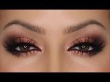 Copper Eyes - Zoeva Rose Golden Palette | Valentine's Day MakeUp | Shonagh Scott | ShowMe MakeUp