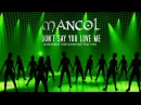 MANCOL DON'T SAY YOU LOVE ME extended instrumental first mix