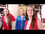МИСС РОССИЯ 2015: Экскурсия по Москве и мастер-класс от Киры Пластининой