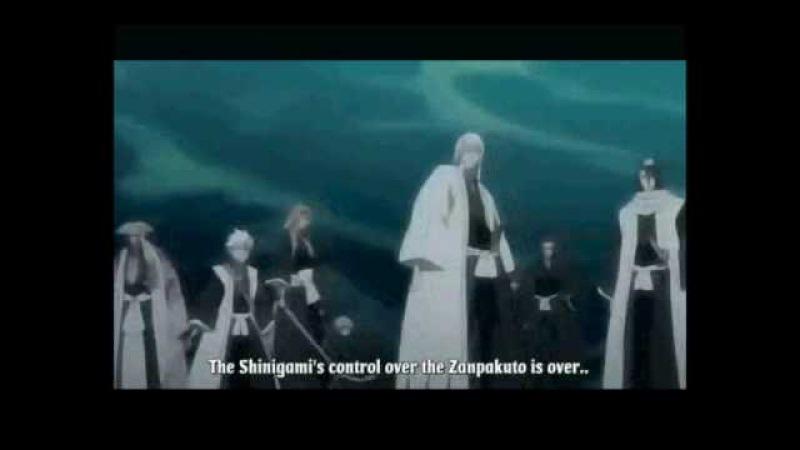 Shinigami vs Zanpakuto